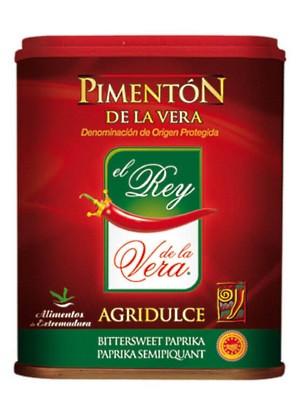 Semi-sweet (Agridulce) Smoked Paprika de la Vera - EL REY