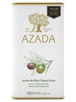 Extra Virgin Olive Oil 250ml - AZADA