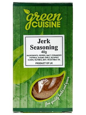 Jerk Seasoning 40g - GREEN CUISINE
