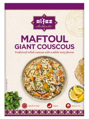 MAFTOUL Giant Couscous - AL FEZ