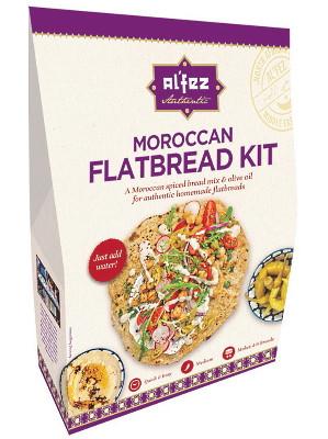 Moroccan Flatbread Kit - AL FEZ