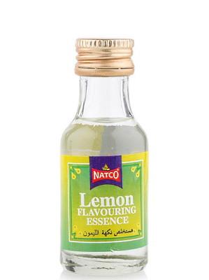Lemon Flavouring Essence 28ml - NATCO