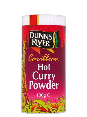 Hot Curry Powder 100g - DUNN'S RIVER
