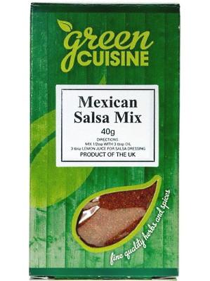 Mexican Salsa Mix - GREEN CUISINE