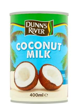 Coconut Milk 400ml - DUNN'S RIVER