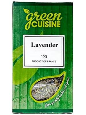 Lavender 15g - GREEN CUISINE