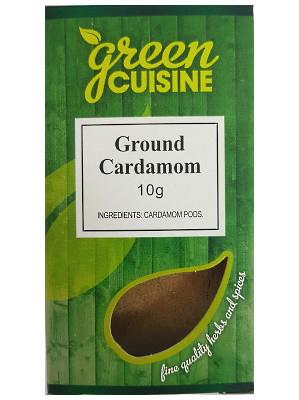 Ground Cardamom - GREEN CUISINE