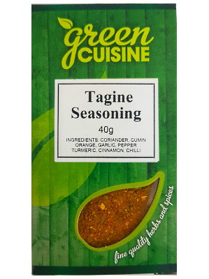 Tagine Seasoning - GREEN CUISINE