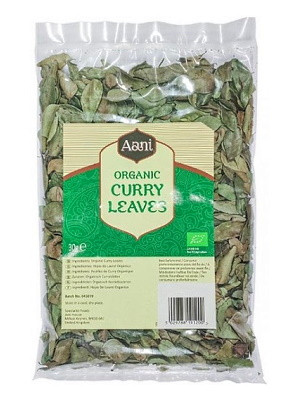 Organic Curry Leaves - AANI