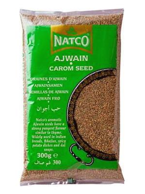 Carom Seeds (Ajwan) 300g - NATCO