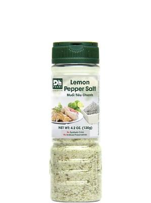 Lemon Pepper Salt - DH FOODS