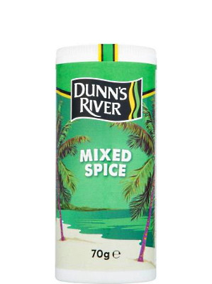Mixed Spice 70g - DUNN'S RIVER