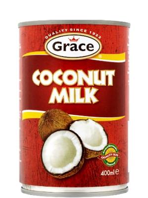 Thai Coconut Milk 400ml - GRACE