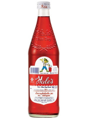 Concentrated Flavoured Syrup - Sala Flavour - HALES