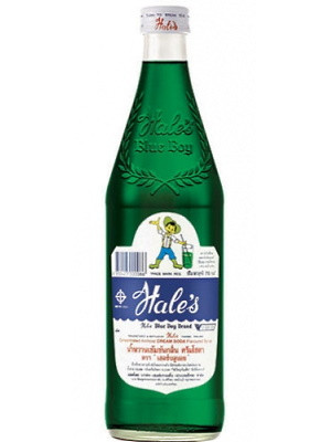 Concentrated Flavoured Syrup - Cream Soda Flavour - HALES