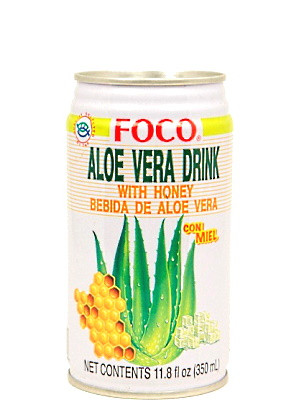 Aloe Vera Drink with Honey - FOCO