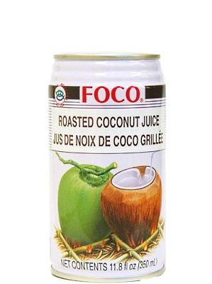 Roasted Coconut Juice 350ml - FOCO