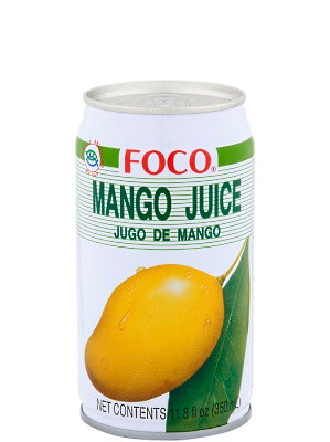 Mango Juice Drink - FOCO