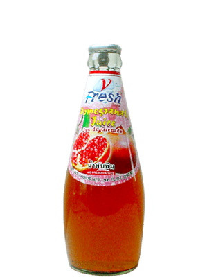 Pomegranate Juice Drink - V-FRESH