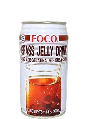 Grass Jelly Drink - FOCO