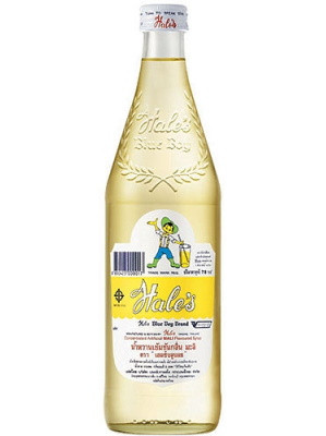 Concentrated Flavoured Syrup - Mali (Jasmine) Flavour - HALE'S