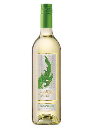 MONSOON VALLEY Thai White Wine - Colombard