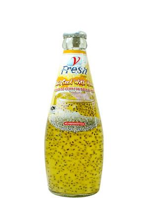 Basil Seed Drink with Honey - V-FRESH