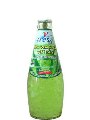 Aloe Vera Drink with Pulp - V-FRESH