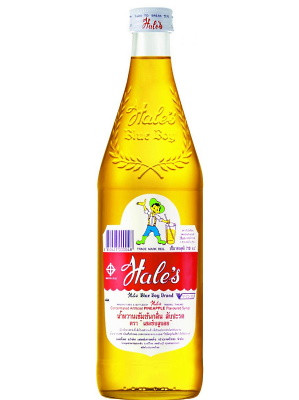 Concentrated Flavoured Syrup - Pineapple Flavour - HALES