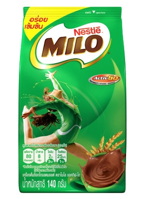 MILO Instant Chocolate Drink 140g - NESTLE