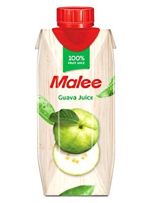 100% Guava Juice 330ml - MALEE