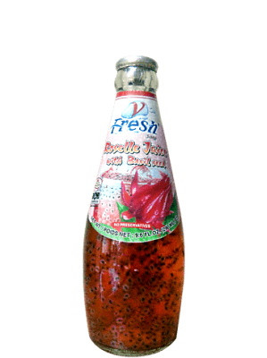 Roselle Juice with Basil Seed – V-FRESH