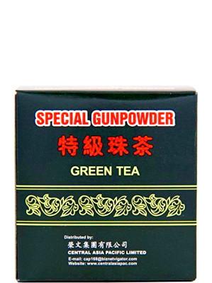 Special Gunpowder Green Tea 125g - CAP