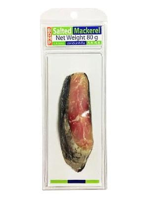 Salted Mackerel 80g - BDMP/ASIAN SEAS