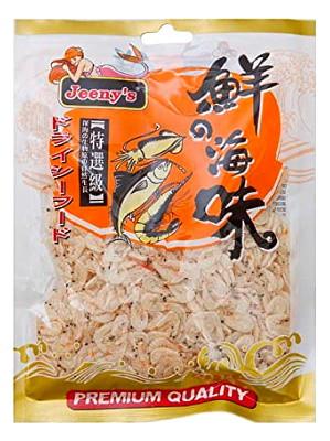 Dried Baby Shrimp - JEENY'S