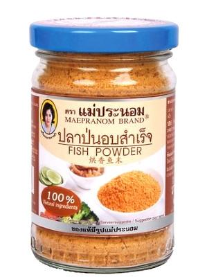 Fish Powder – MAE PRANOM