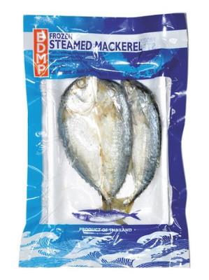 Thai Steamed Indian Mackerel 200g - BDMP/ASIAN SEAS