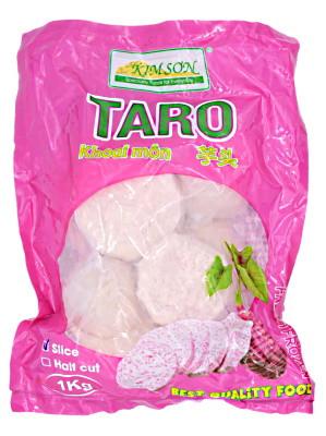 Taro (Half Cut/Sliced) - KIM SON