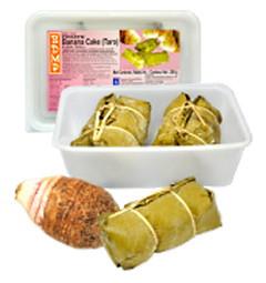 Frozen Taro Cake (Kao Tom Mud Sai Puek) -BDMP