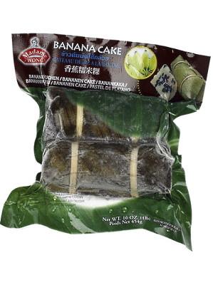 Frozen Banana Cake - COCK/MADAM WONG