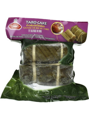 Frozen Taro Cake - COCK/MADAM WONG