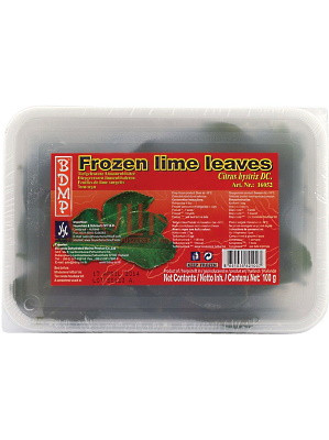 Frozen Kaffir Lime Leaves - BDMP