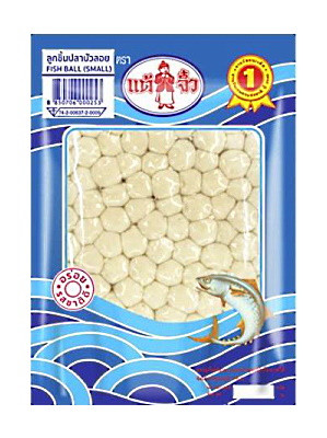 Small Thai Fish Balls - CHIU CHOW