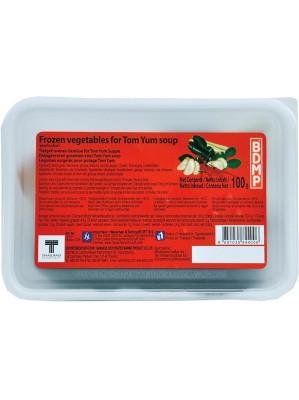Tom Yum Vegetable Mix - BDMP