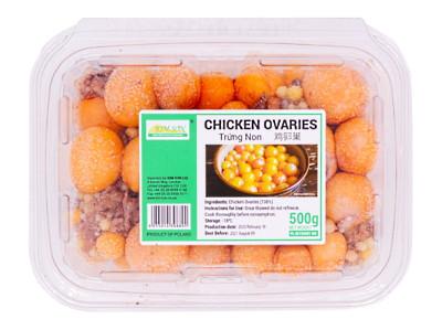 Chicken Ovaries 500g