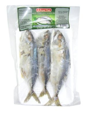Steamed Indian Mackerel – ROYAL THAI