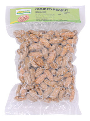 Boiled Peanuts 500g – KIMSON