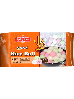 Mini Rice Ball – SPRING HOME