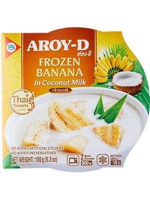 Banana in Coconut Milk – AROY-D
