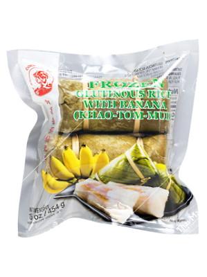 Glutinous Rice with Banana – COCK